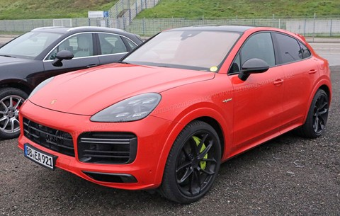 Porsche Cayenne Coupe GT takes Turbo S E-Hybrid powertrain and tunes to around 800bhp, purportedly