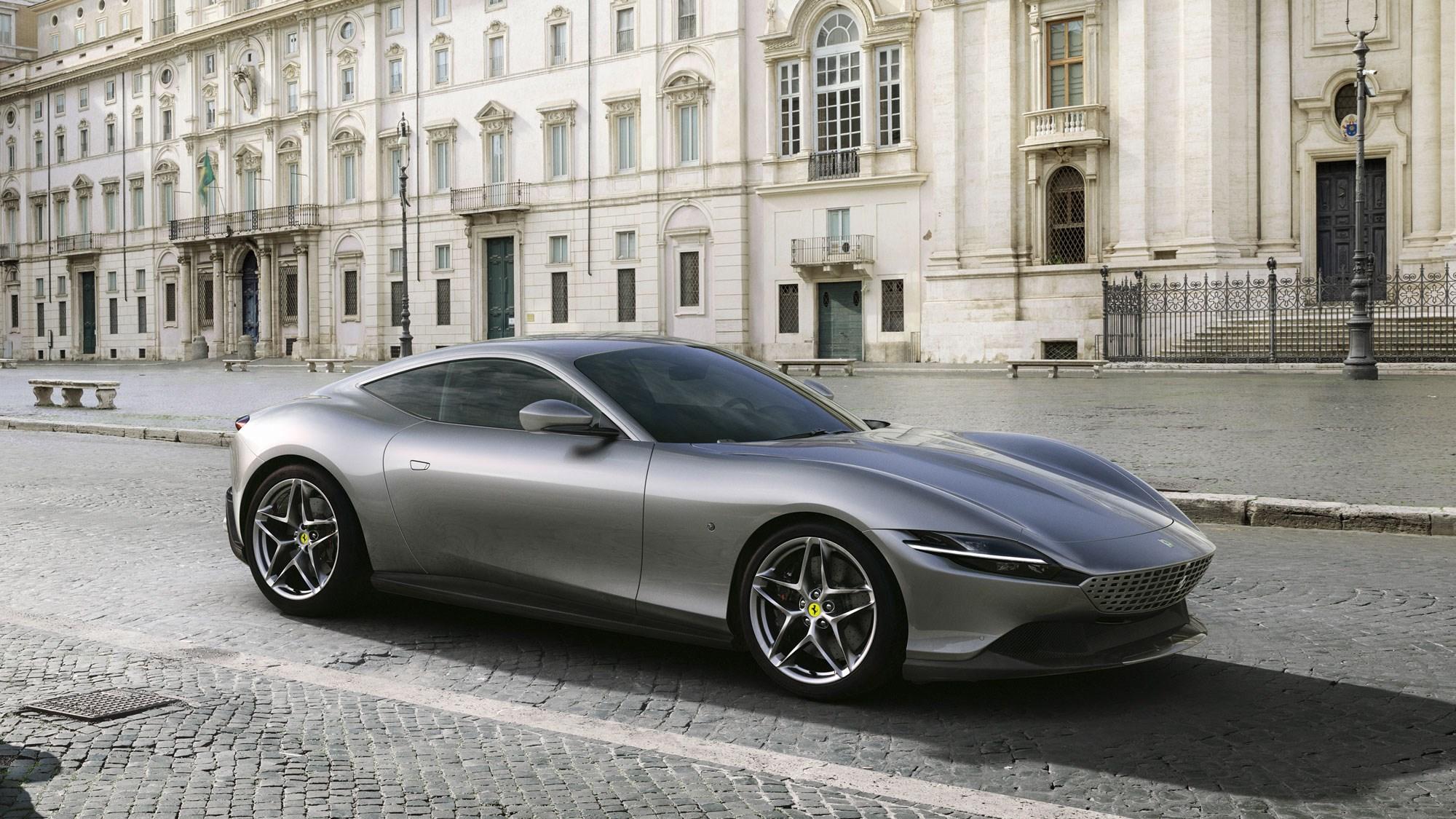 Ferrari Roma: the lowdown on Maranello's Vantage