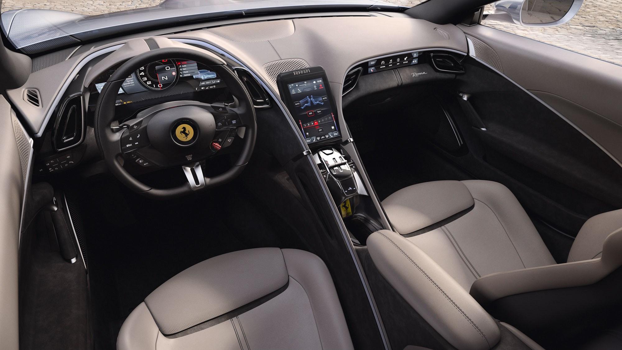 Ferrari Roma The Lowdown On Maranello S Vantage Car Magazine