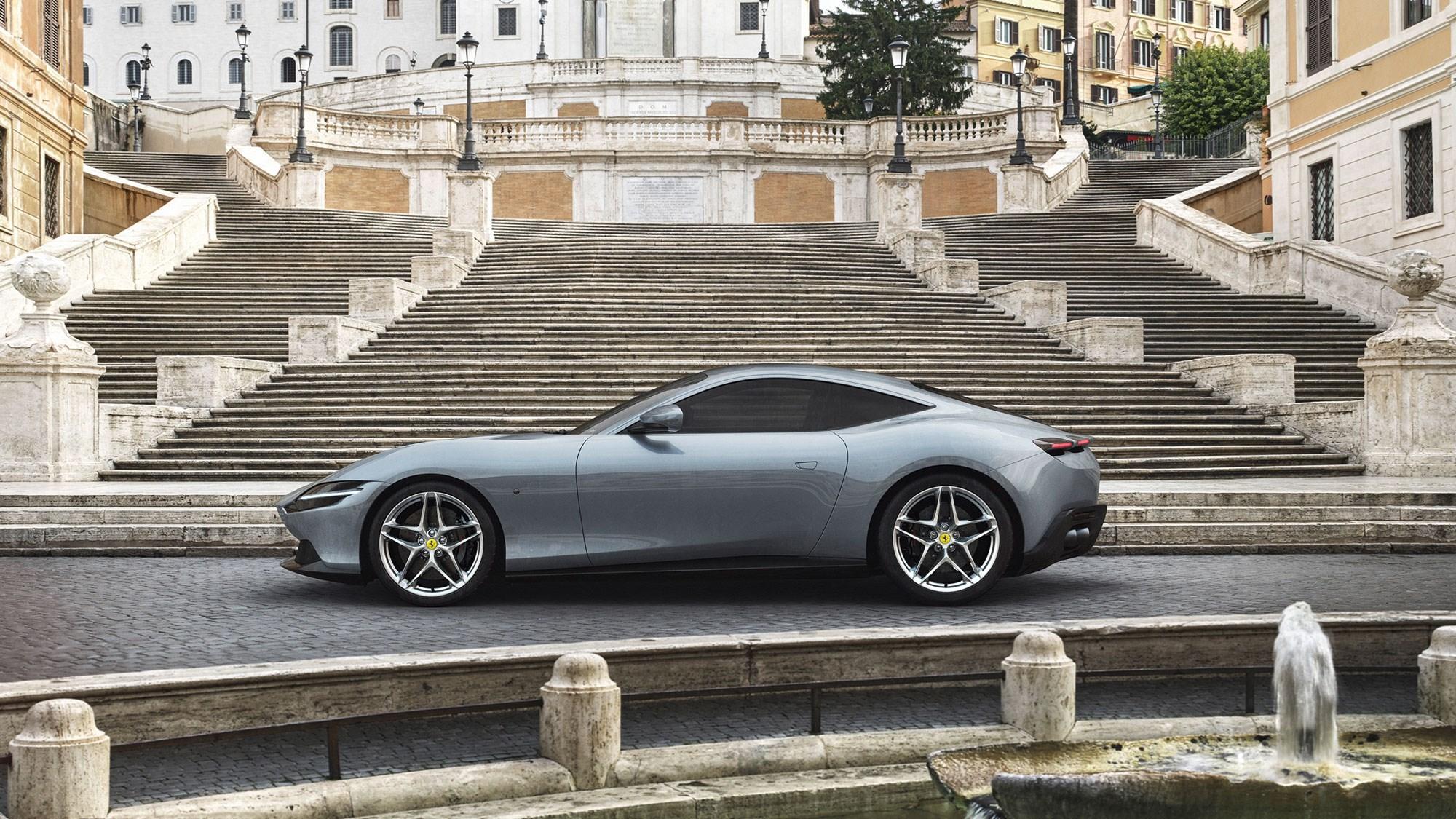 Ferrari Roma the lowdown on Maranello\u0027s Vantage