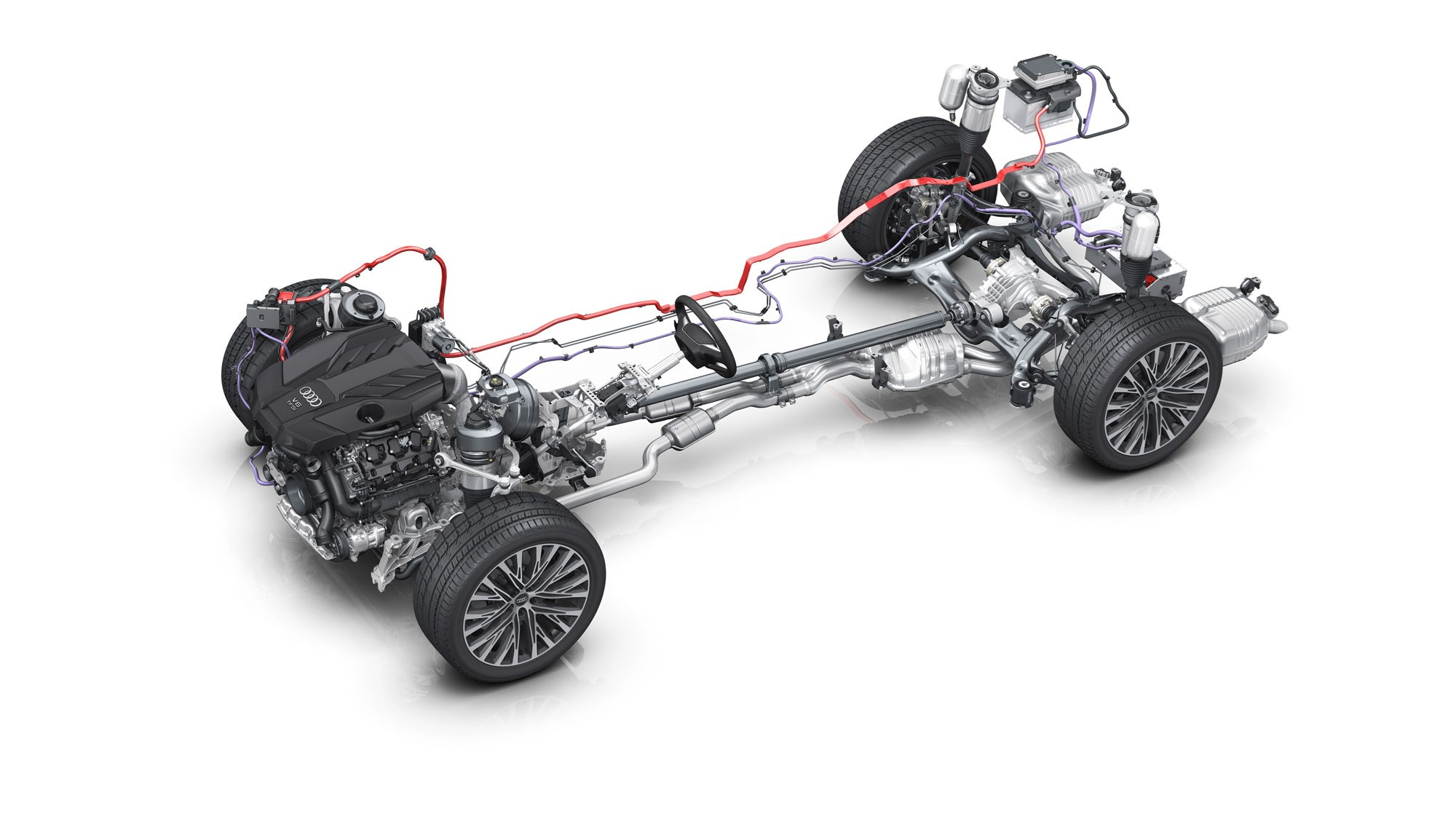 What is a mild hybrid system?