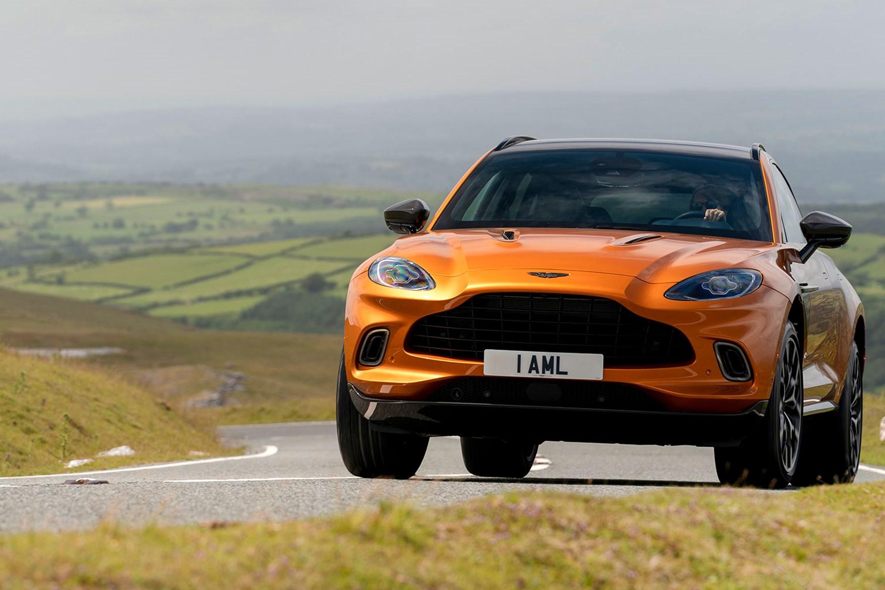 Aston Martin Dbx Suv Review 2020 Car Magazine