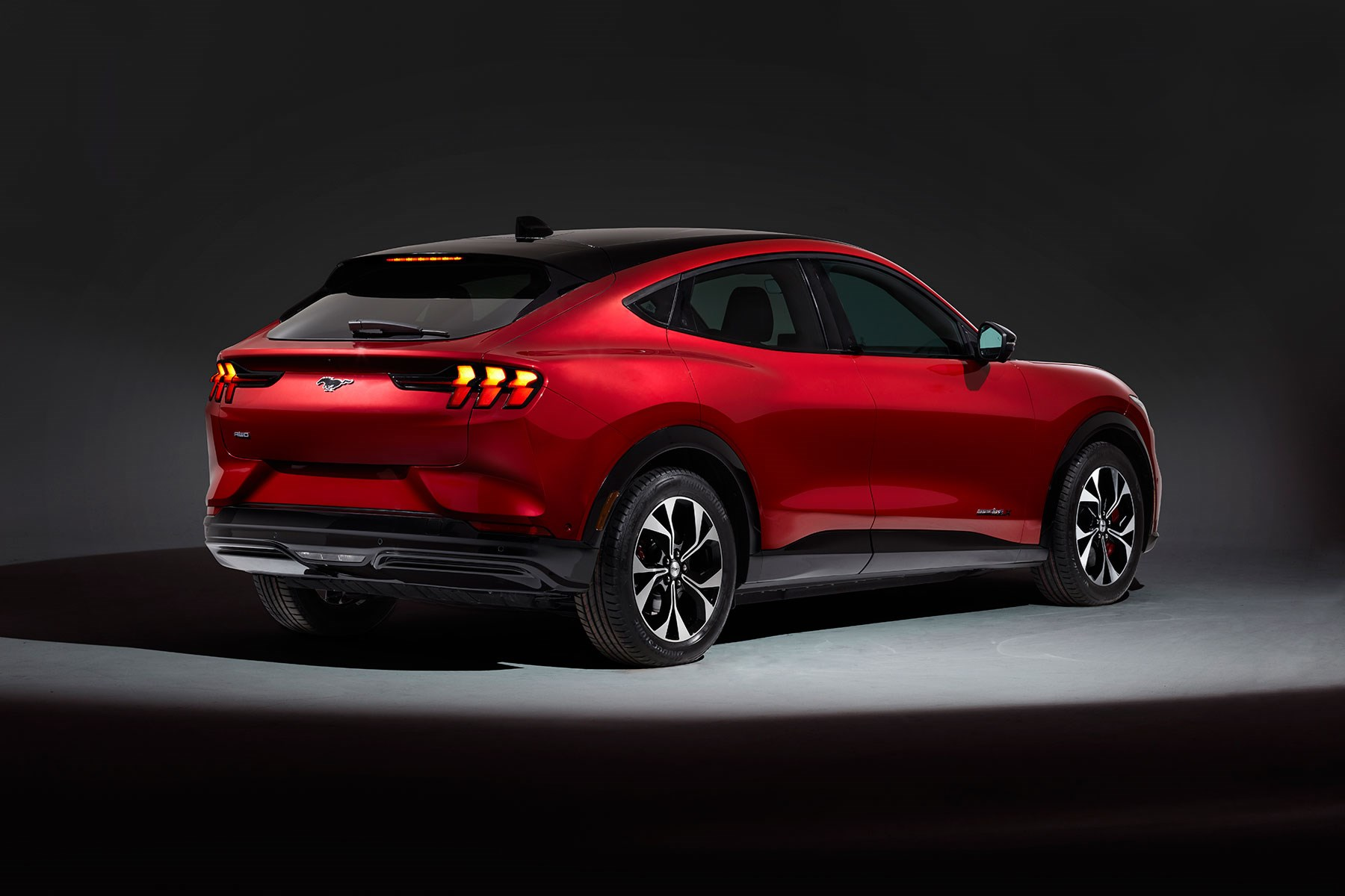 Ford Electric Car >> Ford Mustang Mach E Electric Car Car Magazine