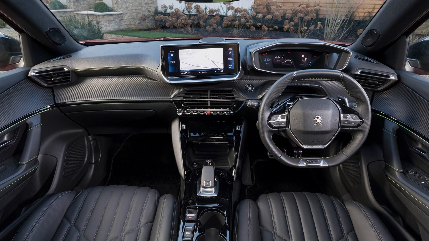 2008 interior