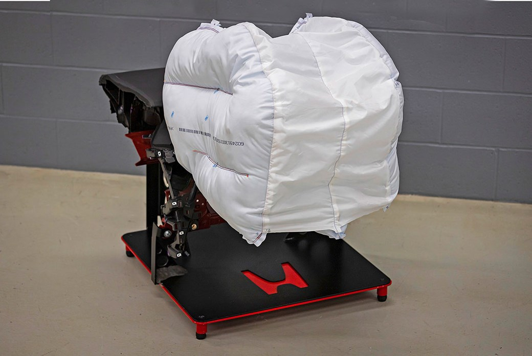 Honda and Autoliv developed new airbag tech better suited to the shape of people