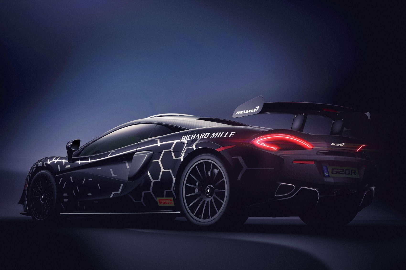New McLaren 620R revealed as limited-run, road-legal GT4 racer