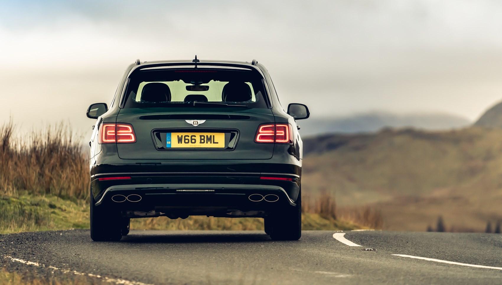New Bentley Bentayga Speed Review 2020 Car Magazine
