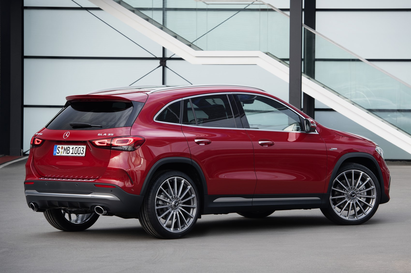Mercedes Gla And Amg Gla 45 Price Specs Pictures And More Car Magazine
