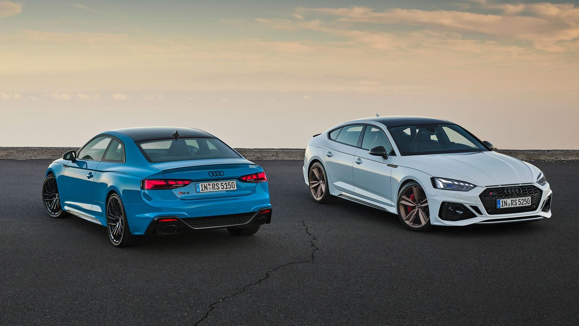 Audi RS5 gets a 2020 facelift | CAR Magazine