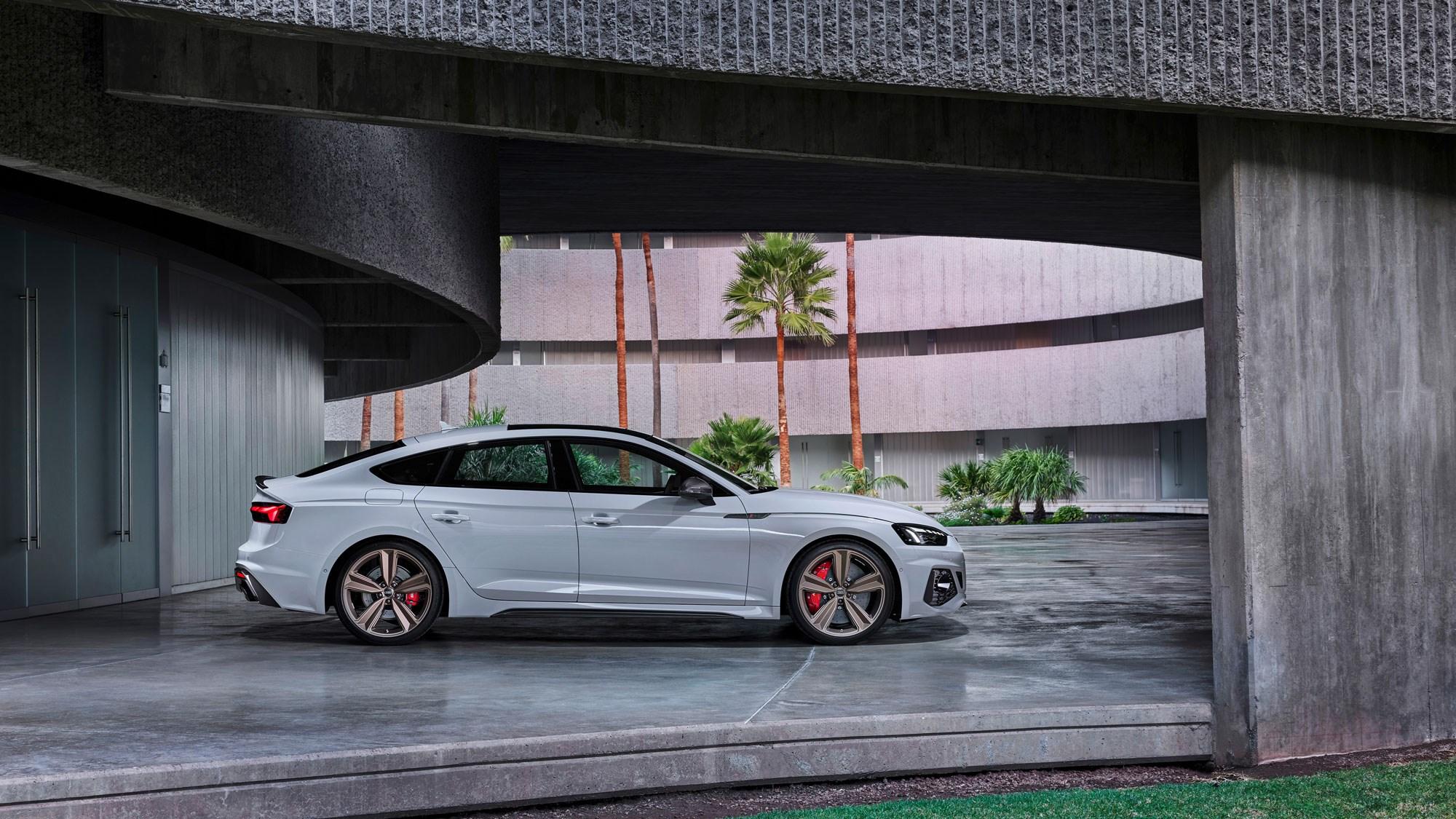 Audi Rs5 Gets A 2020 Facelift Car Magazine