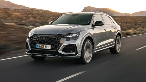 Audi Rs Q8 2020 Review Dress For Excess Car Magazine