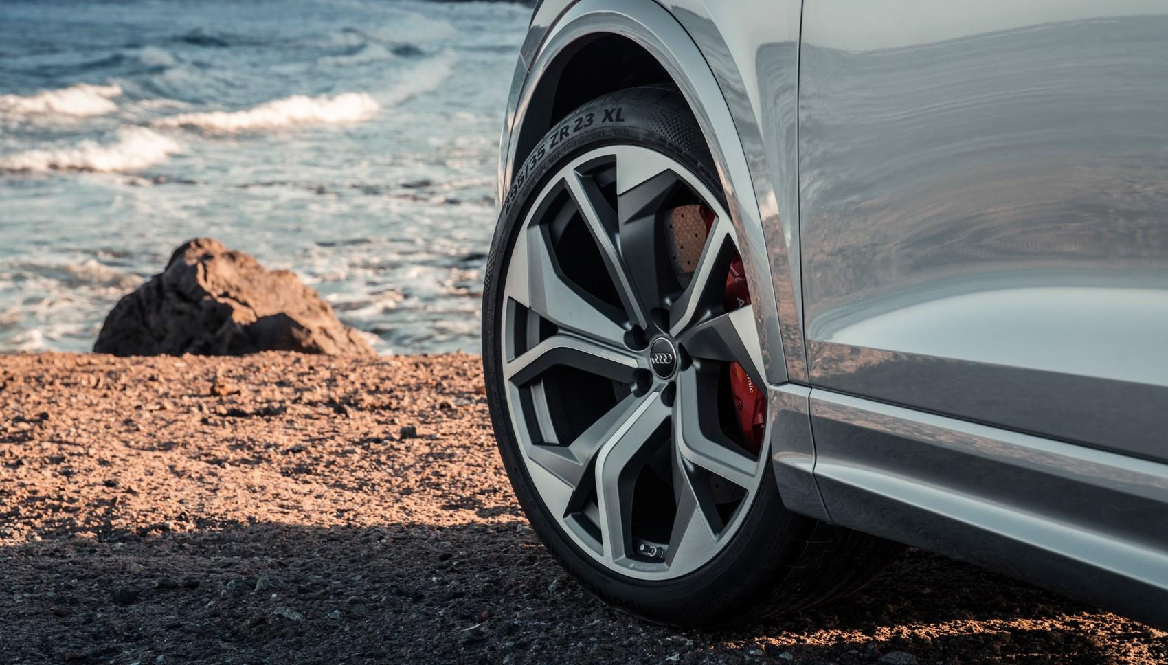 Audi RSQ8 brake