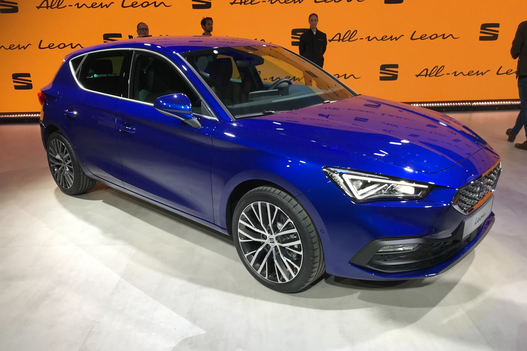 SEAT Leon mk4 (2020) 63
