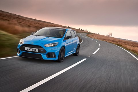 The ongoing Ford Focus RS: a high watermark for fast Fords
