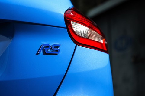 Ford RS badge: Rallye Sport legend encapsulated in two letters