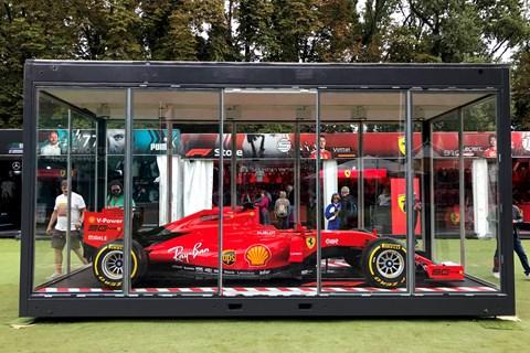 F1 Monza 2019 Fan zone