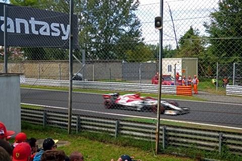 F1 Monza 2019 Alfa Romeo Racing