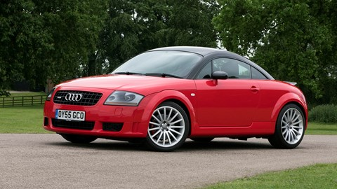 Audi TT Sport Quattro