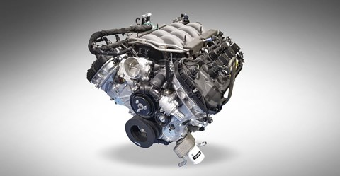 Ford Mustang V8 is at heart of new Ranger Raptor