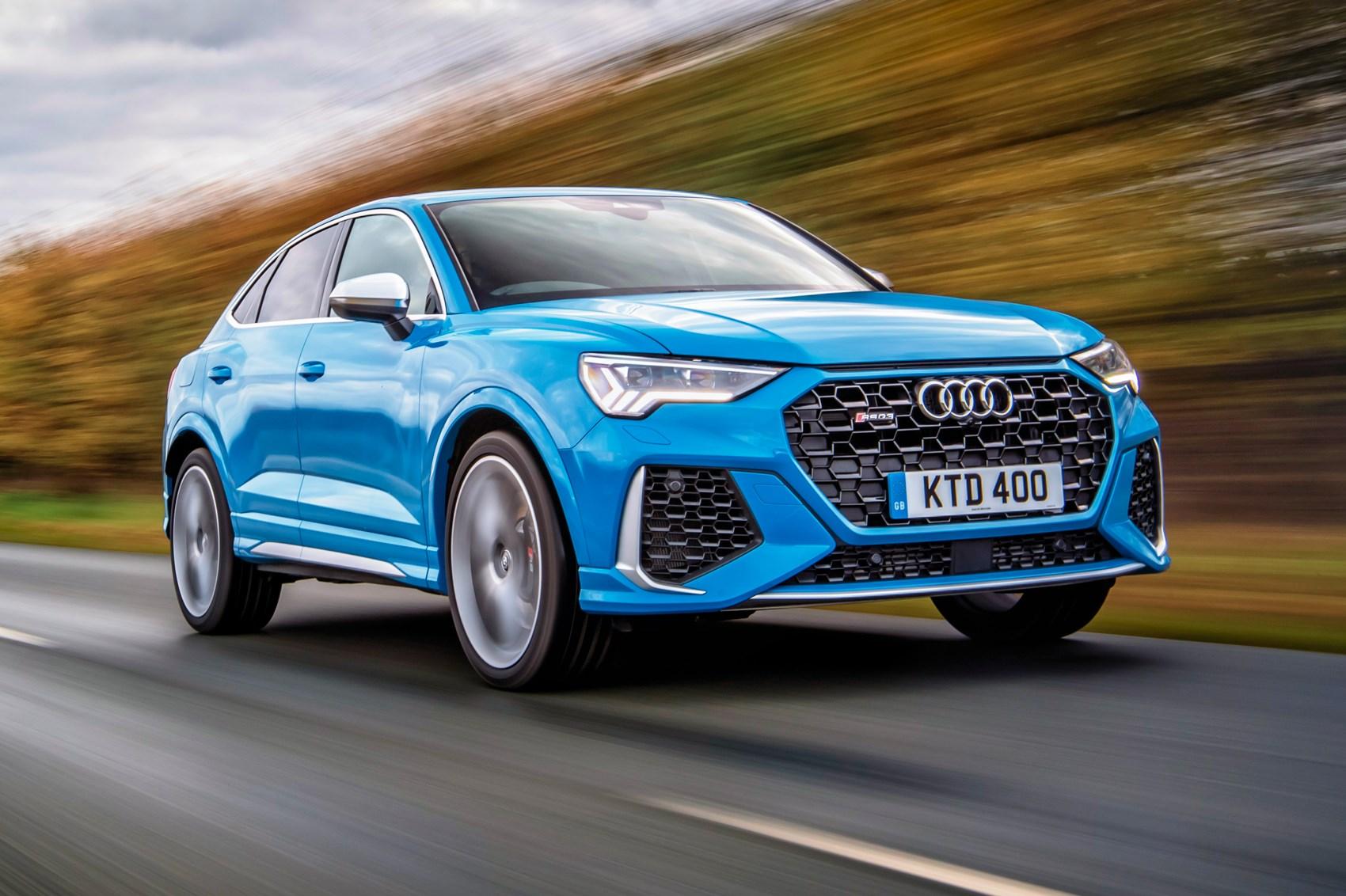 Audi Rs Q3 Sportback 2020 Review Five S Alive Car Magazine