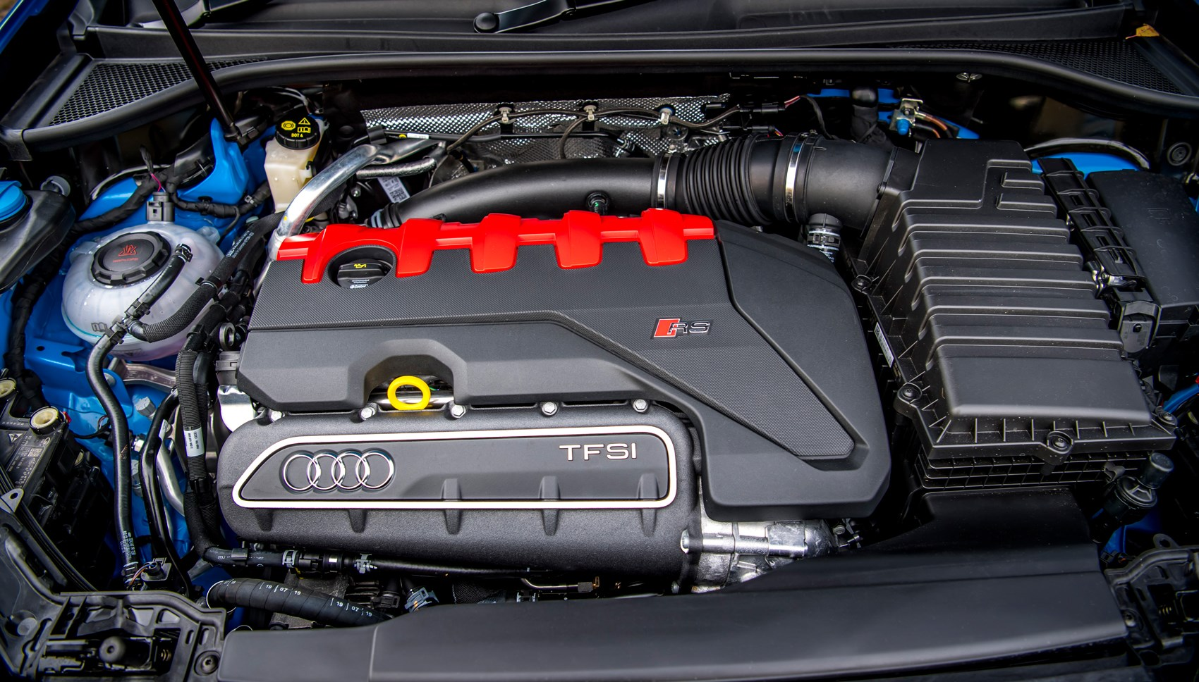 Audi RS Q3 Sportback engine