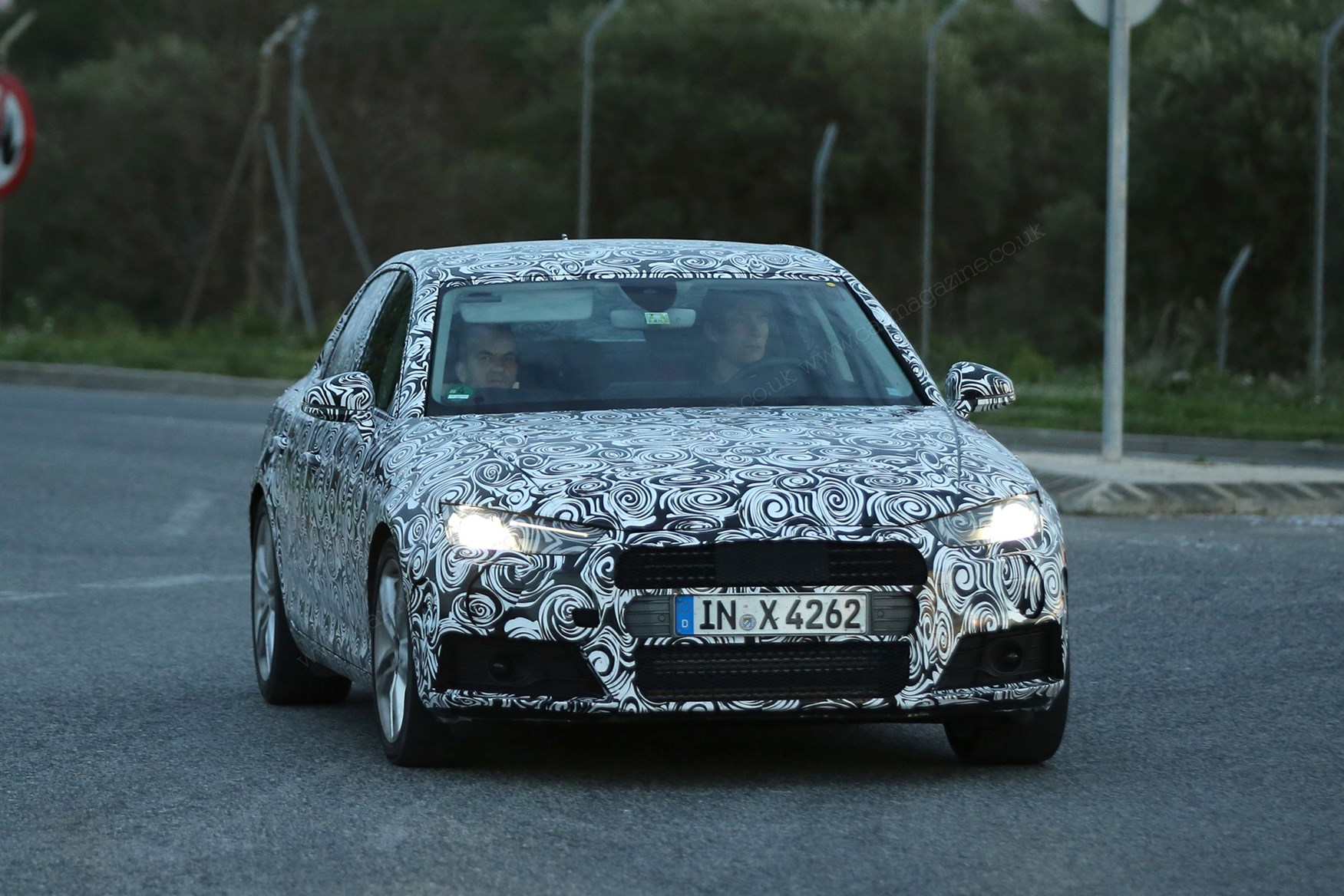 The Art Of Car Disguise Prototype Camouflage Decoded