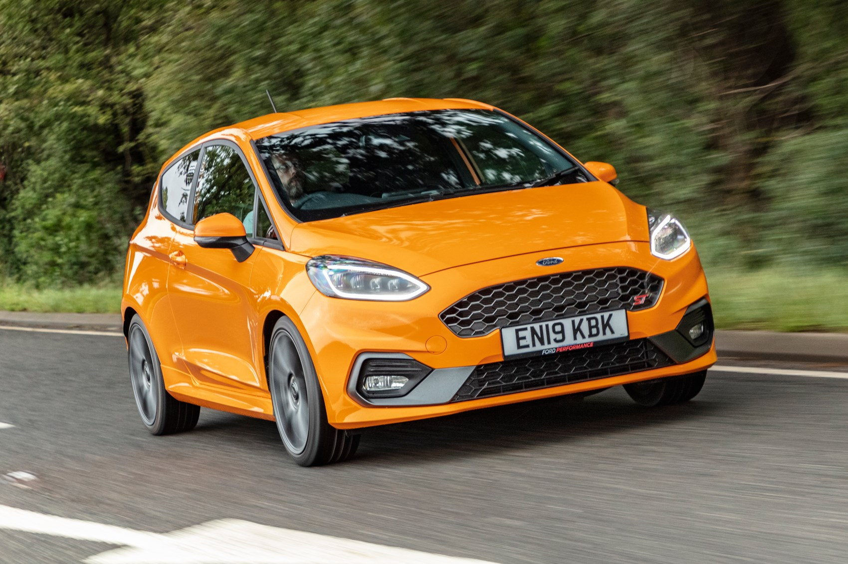 Ford Fiesta St 2020 Review Hot Hatch Hero Car Magazine