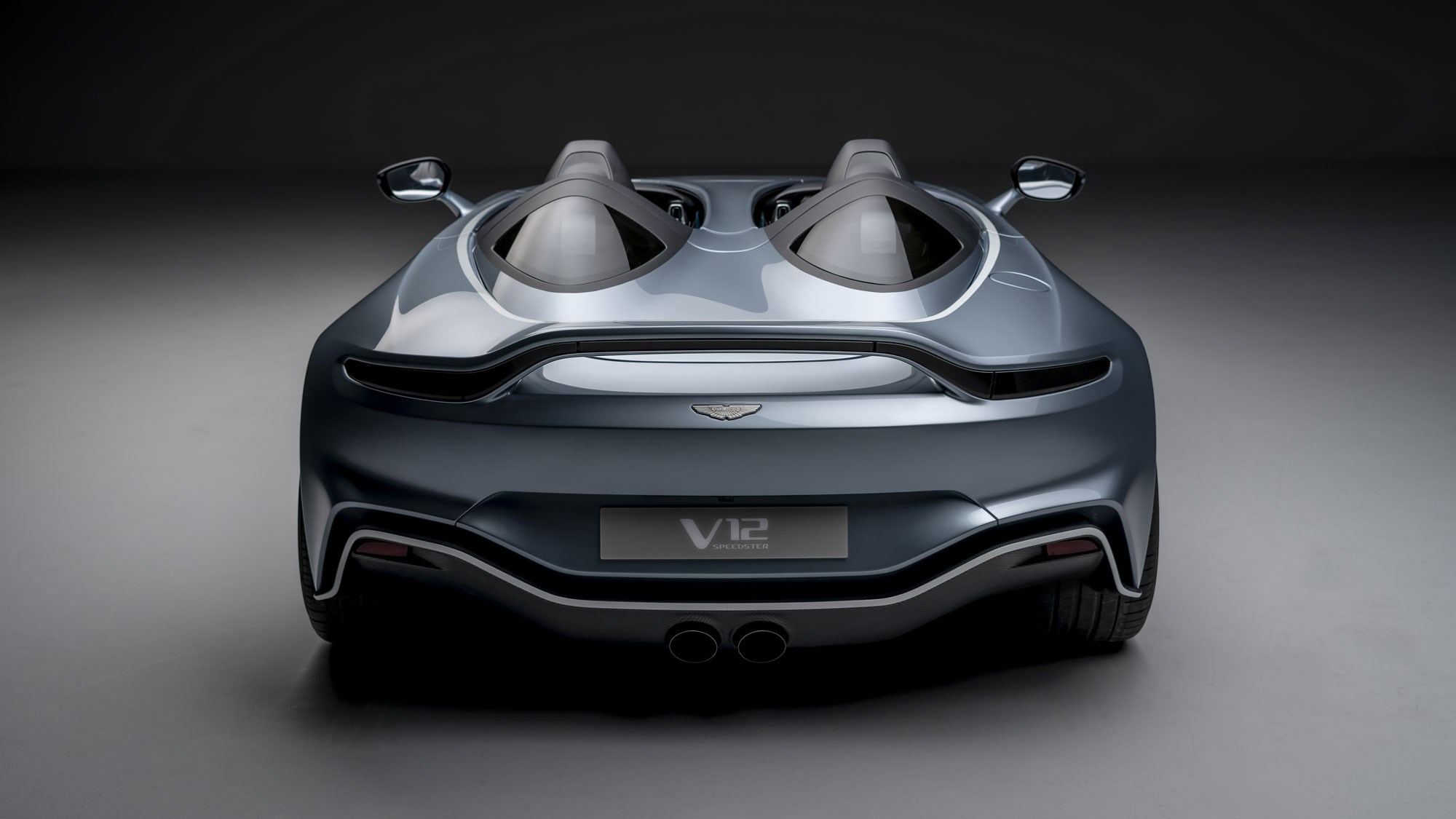 Aston Martin V12 Speedster Prototype Hits The Road Car Magazine