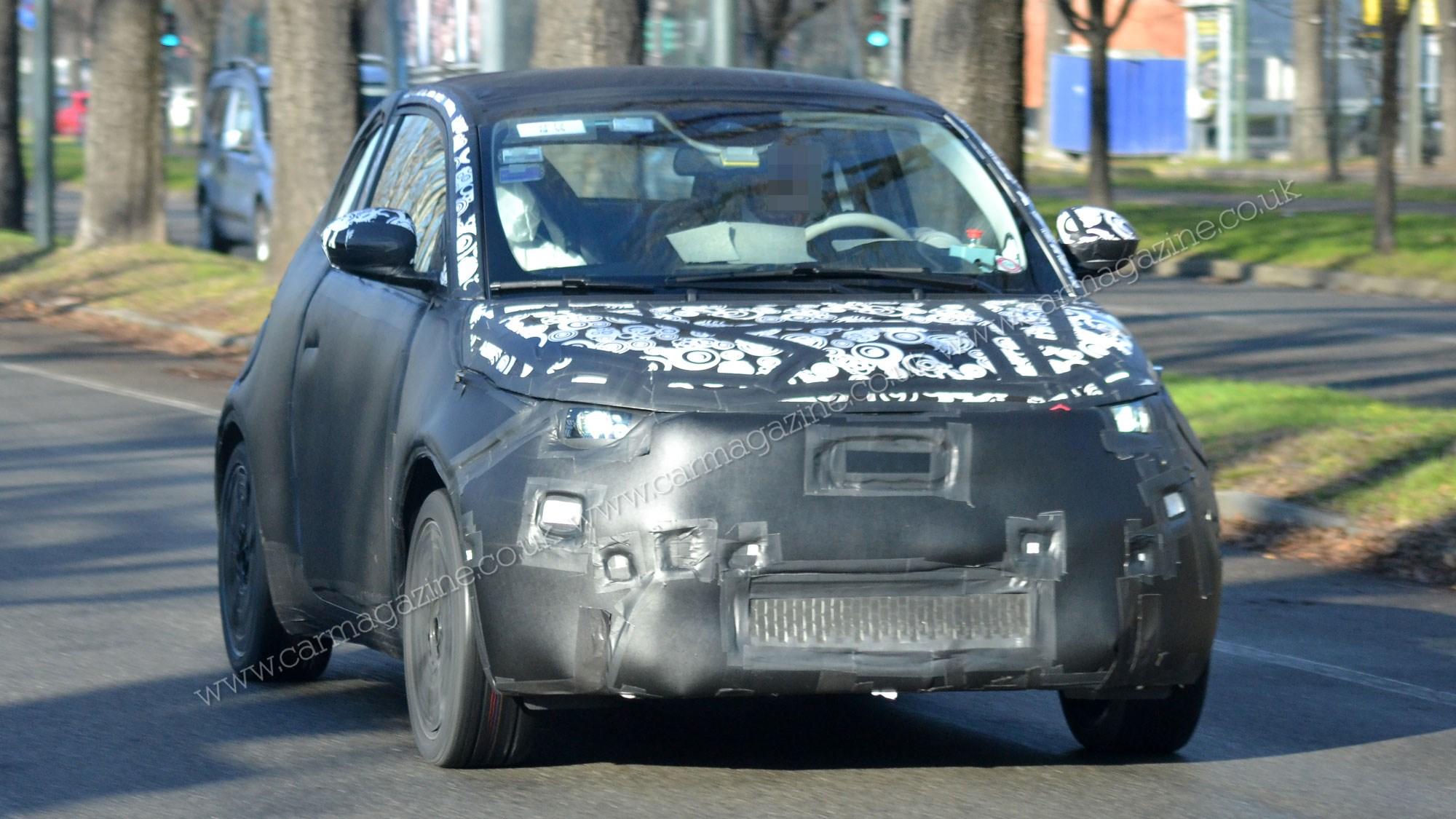 Fiat 500e: bespoke EV goes testing