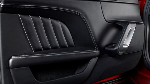 Lotus Evora GT410 interior door trim