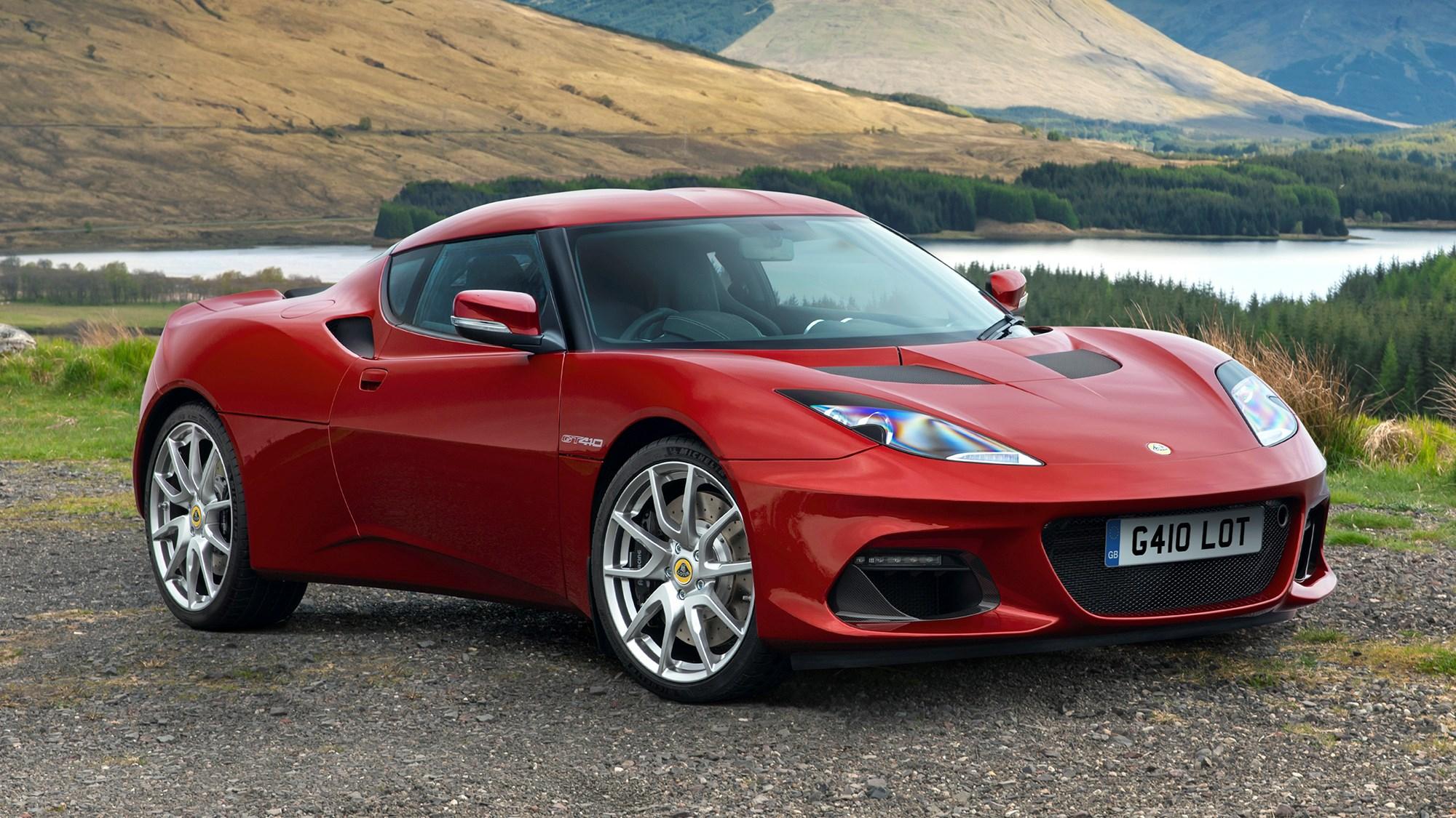 Lotus Evora: entry-level GT410 revealed | CAR Magazine