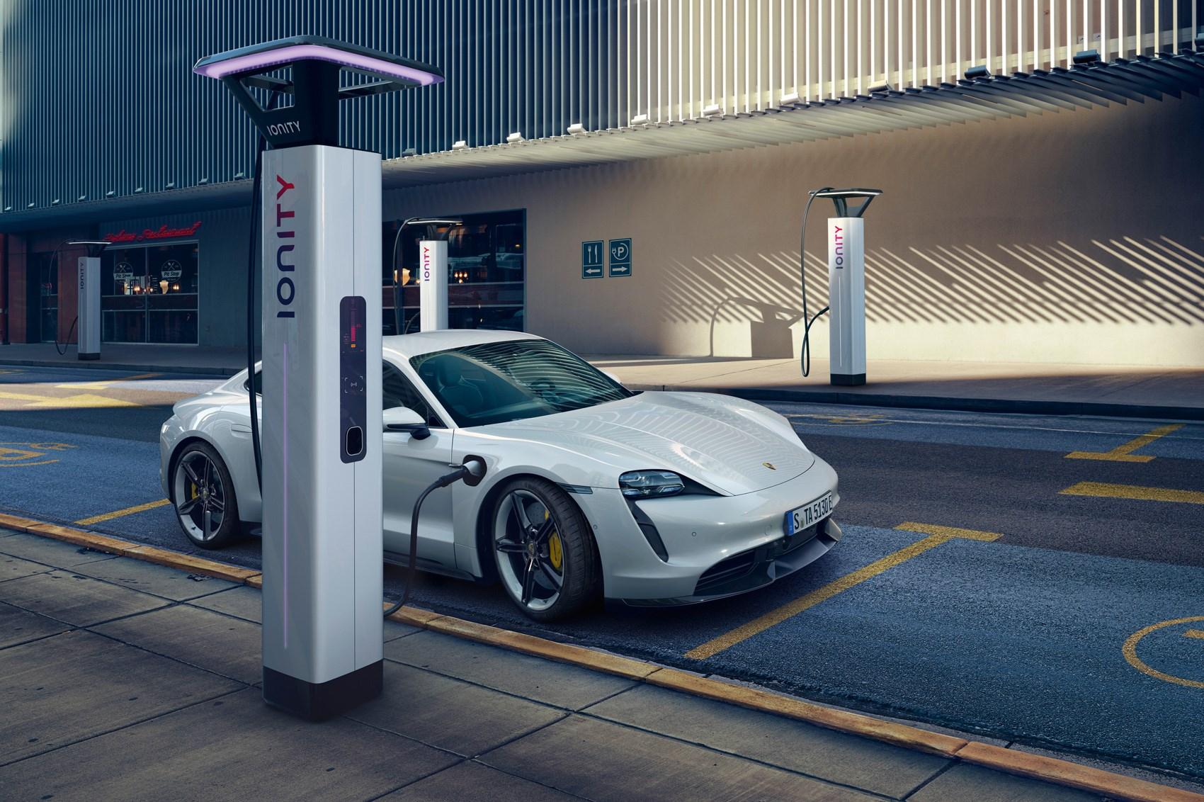 Taycan And Beyond Porsche S Electric Plans Explained Car Magazine