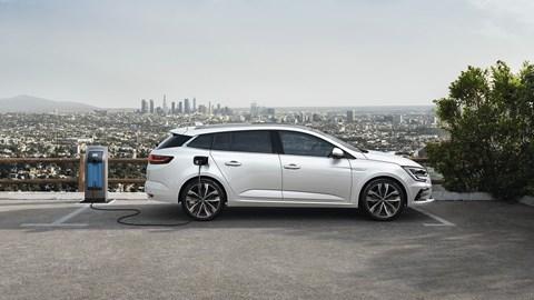 2020 Renault Megane plug-in hybrid