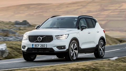 2021 Volvo XC40 Recharge plug-in