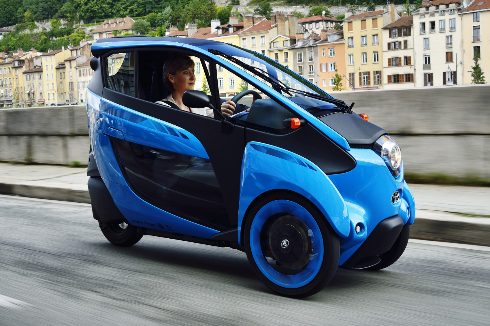 Toyota i-Road: does it work?