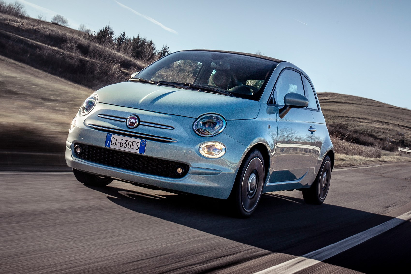 Fiat 500 Hybrid 2020 Review The Light Touch Car Magazine