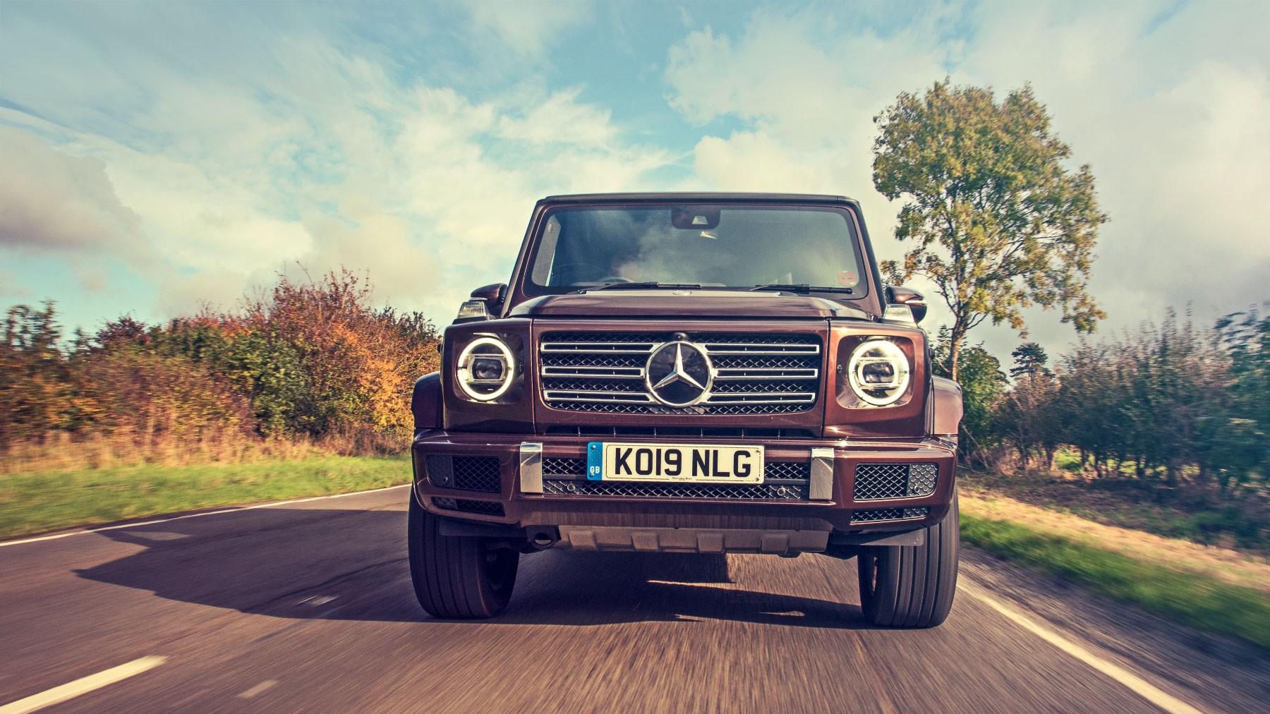 New Mercedes-Benz G-Wagen joins our daily driver fleet