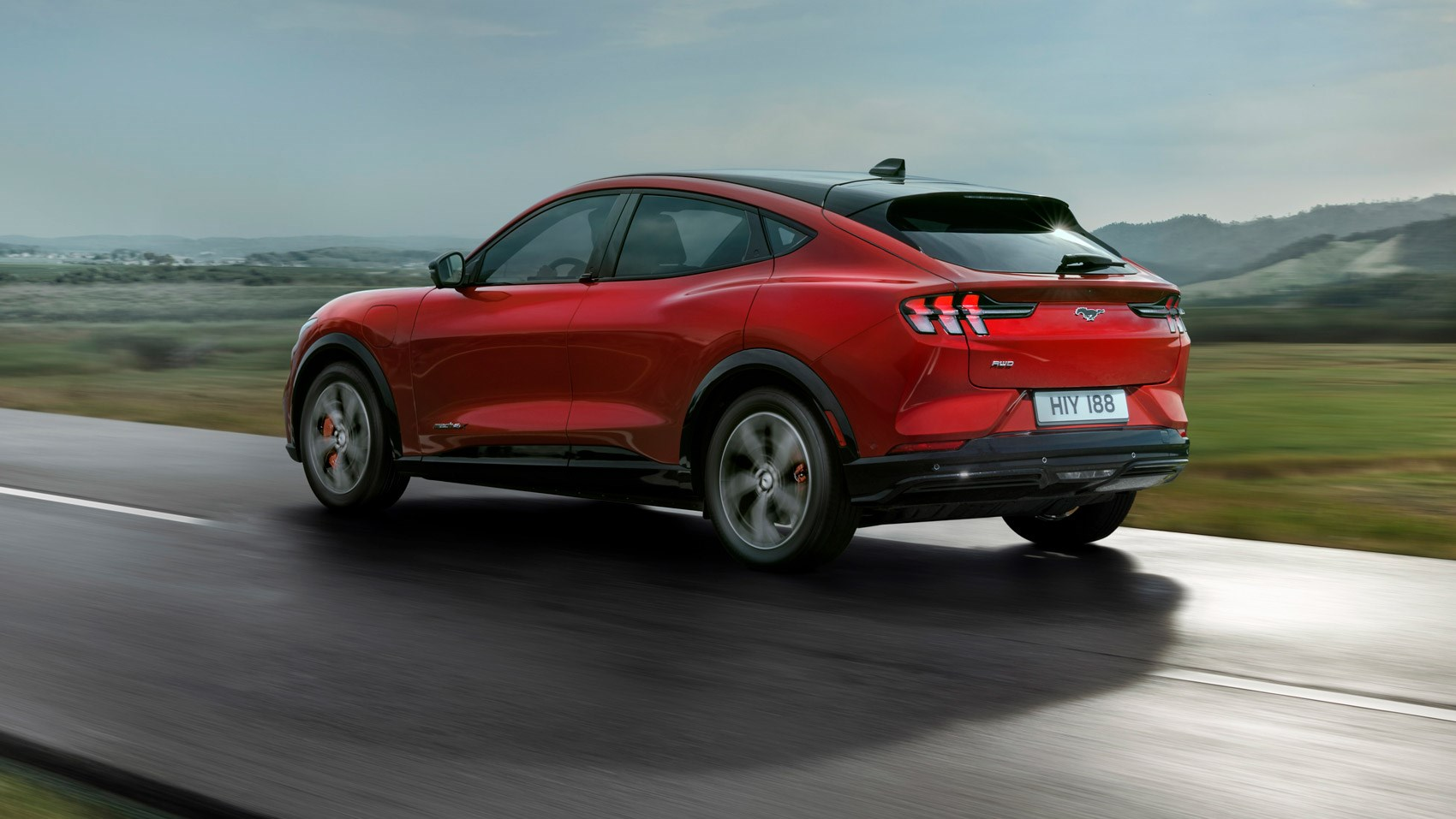 2020 Ford Mustang Mach E Cost