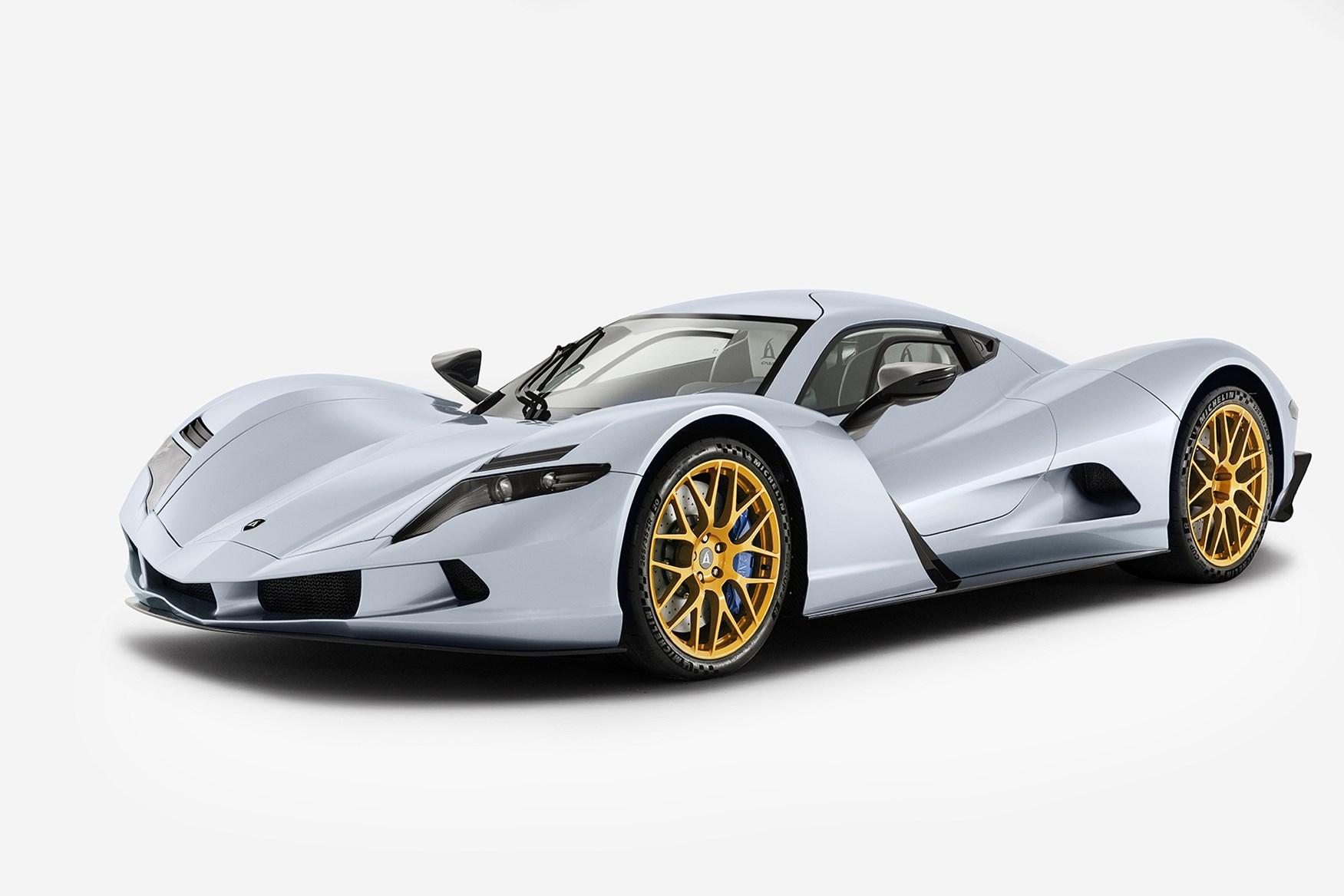 Fastest Electric Cars 2020 Car Magazine