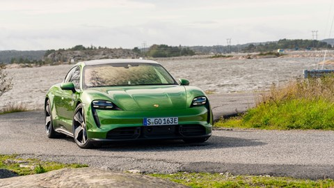 Taycan: the first full-electric Porsche is one seriously fast super-saloon
