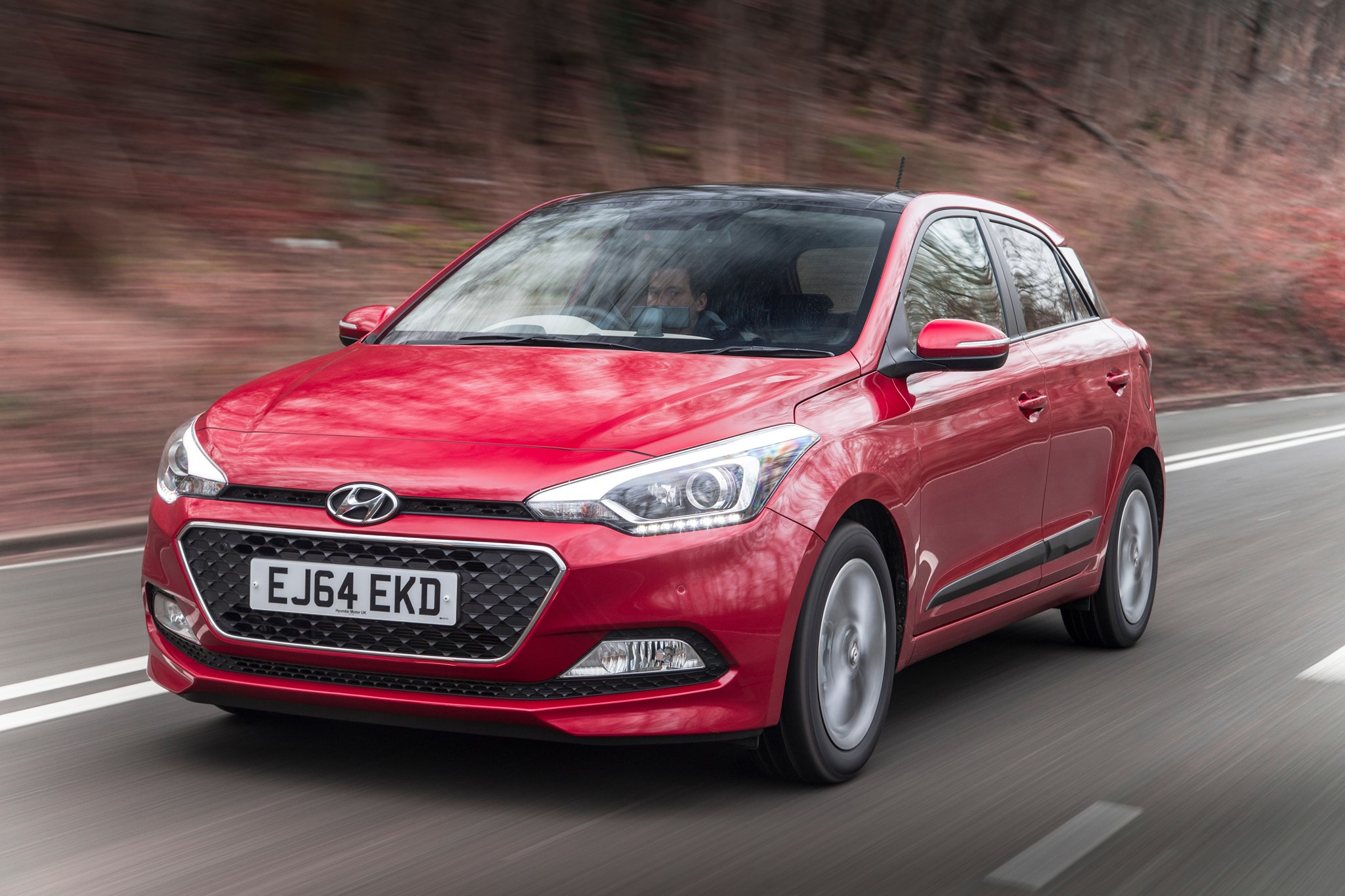 New 2015 Hyundai i20 has a more European flavour to its styling ...