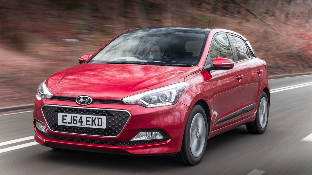 Hyundai I20 14 Se 2015 Review Car Magazine