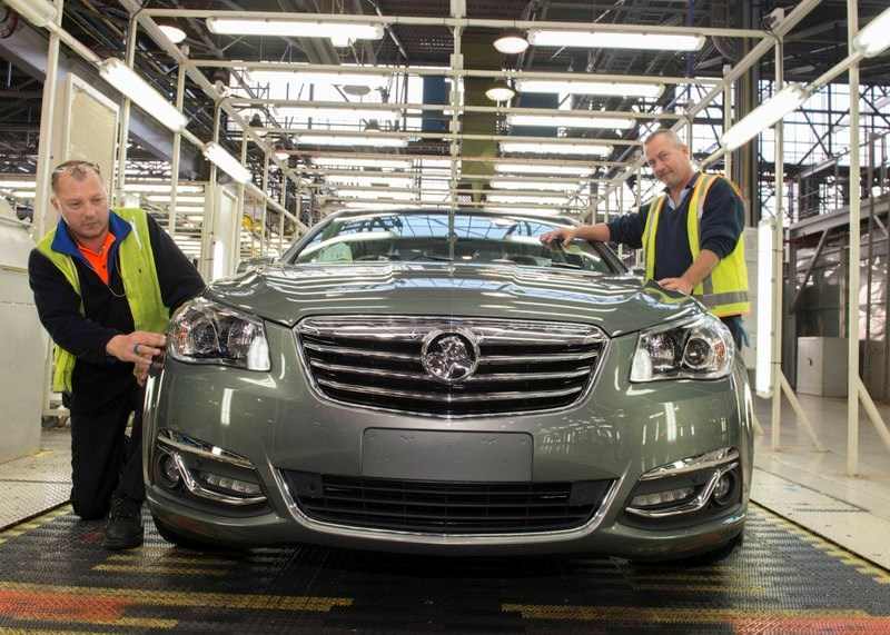 Holden brand to cease operation in Australia
