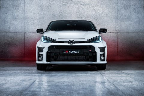 Toyota GR Yaris hot hatch: also at 2020 Geneva motor show