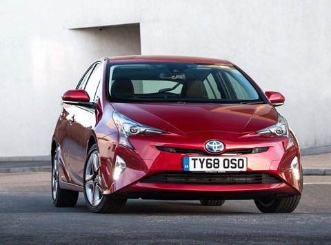 Toyota Prius: the original hybrid is still great value