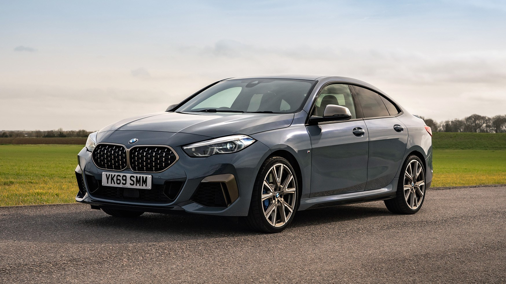 BMW M235i Gran Coupe review by CAR magazine UK 2020