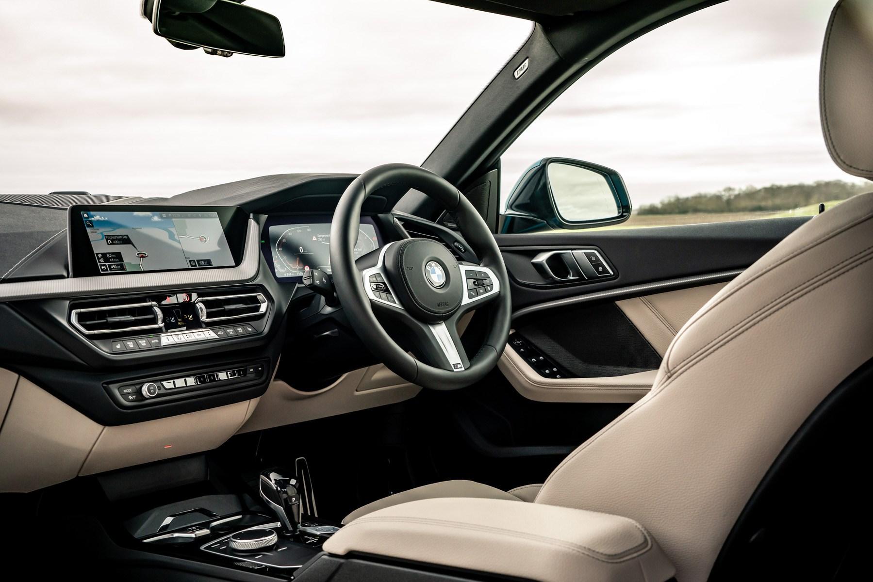 BMW 2-series Gran Coupe 218i interior