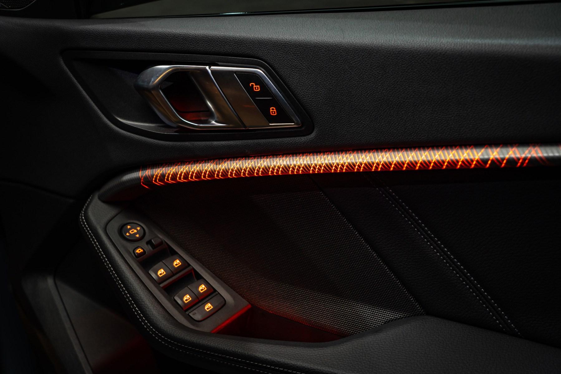 BMW 2 Series Gran Coupe mood lighting 2020