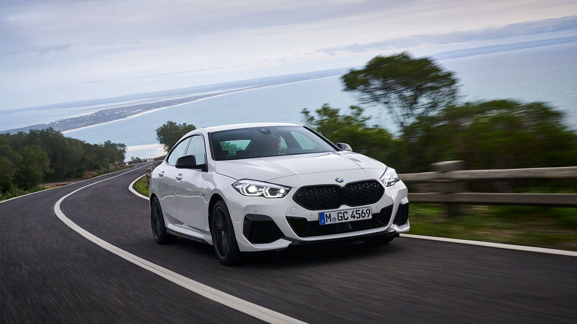 BMW 2-series Gran Coupe: M235i review by CAR magazine UK 2020