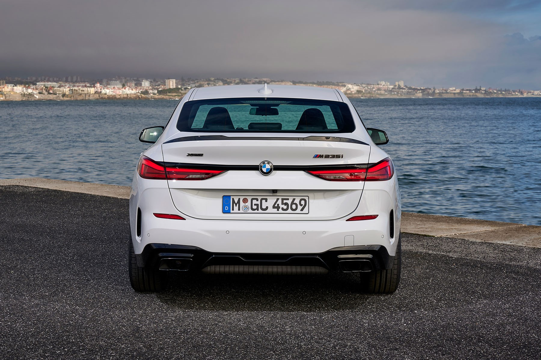 BMW 2-series Gran Coupe rear